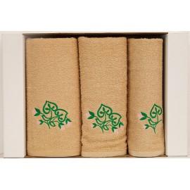 Komplet ręczników Rubio Costa 3 el