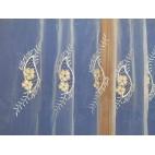 KUPON: Firana organza haftowana  280 cm