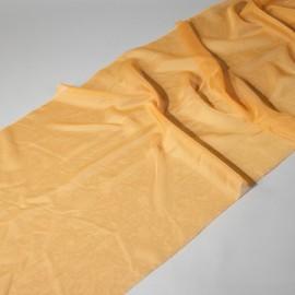 KUPON: 2mb. Woal gładki MORELOWY szer. 300 cm