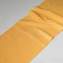 KUPON: 2,00 mb. Tkanina Shantung 150cm - żółty