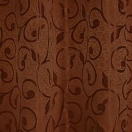 Tkanina dekoracyjna ESY-FLORESY brązowa